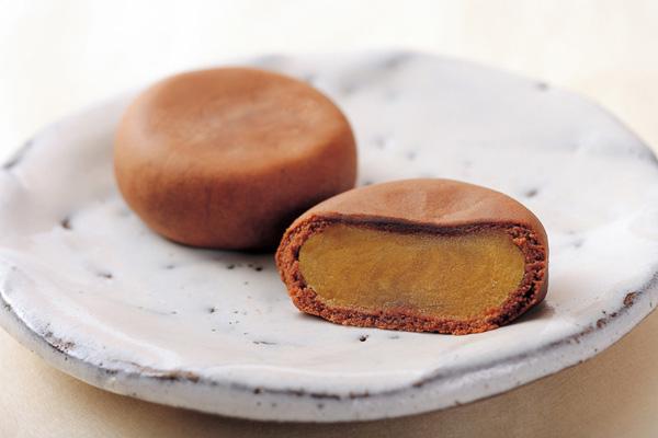 画像1: ちょこれいと饅頭